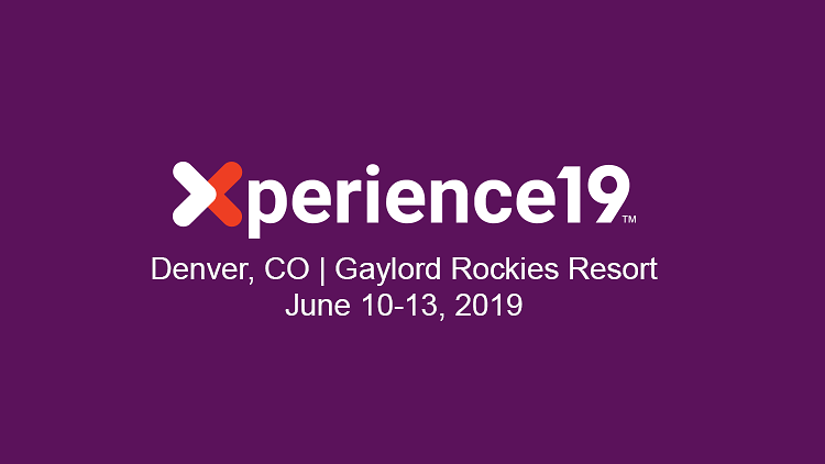 ProcedureFlow Sponsoring at Genesys Xperience19