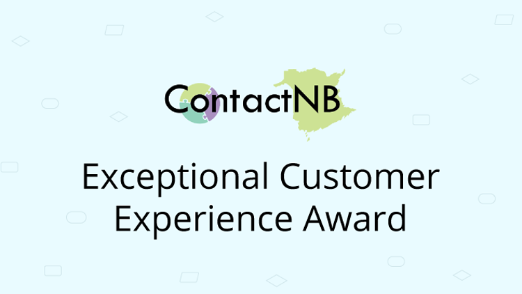 ProcedureFlow wins Exceptional Customer Experience Award at 2020 ContactNB Excellence Gala